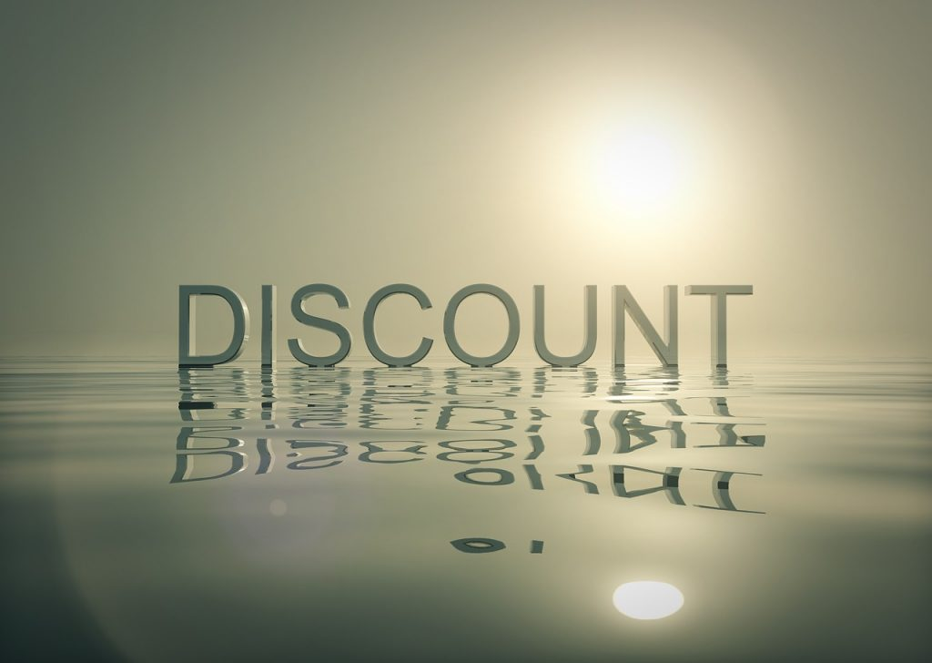 DISCOUNT(ディスカウント)