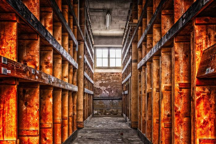 木材の在庫