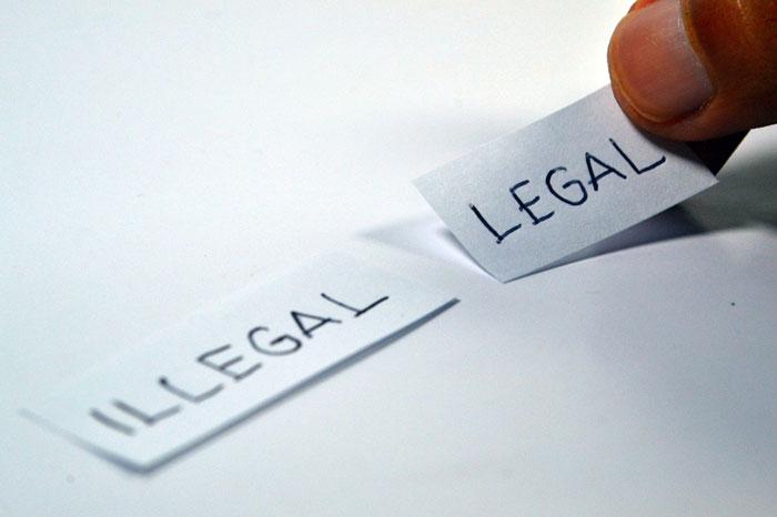 REGAL illegal