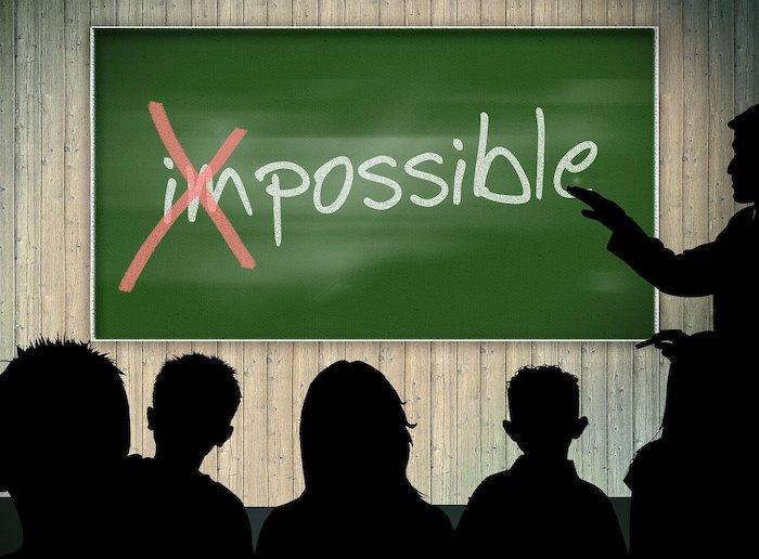 不可能を説明する人