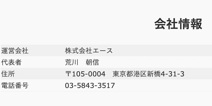 ファクタリング.jpの会社情報