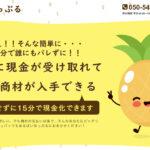 ぱいなっぷるのホームページ